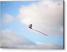 Sail Away Acrylic Print by Peter Tellone