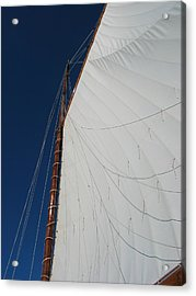 Sail Away With Me Acrylic Print by Photographic Arts And Design Studio