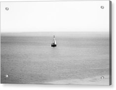 Acrylic Print featuring the photograph Sail Away by Zoe Ferrie