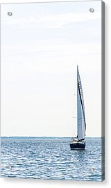 Sailboat Annapolis Acrylic Print