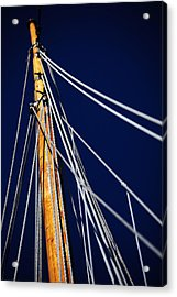 Sailboat Lines Acrylic Print
