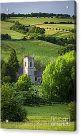 Saint Andrews - Cotswolds Acrylic Print
