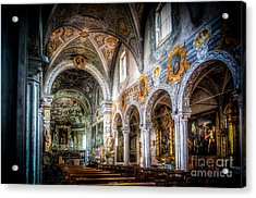 Saint George Basilica Acrylic Print by Traven Milovich