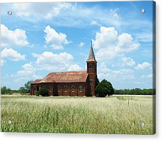 Saint John's Catholic Church Acrylic Print