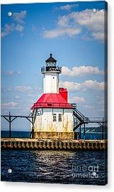 Saint Joseph Lighthouse Picture Acrylic Print