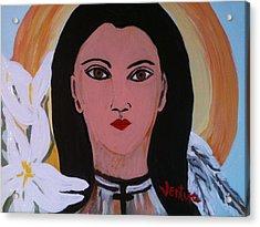 Saint Kateri Takekwitha Acrylic Print
