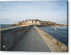 Saint Malo France Acrylic Print