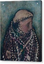 Saint Of Saints Acrylic Print