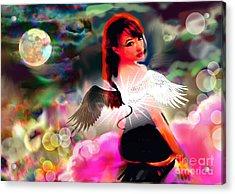 Saint Or Sinner #3 Acrylic Print