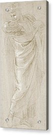 Saint Paul Rending His Garments Acrylic Print