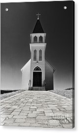Acrylic Print featuring the photograph Saint Peter Church by Joseph Hollingsworth