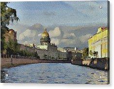 Saint Petersburg 2 Acrylic Print
