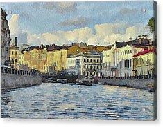 Saint Petersburg 6 Acrylic Print