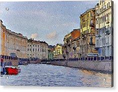 Saint Petersburg 7 Acrylic Print