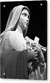 Saint Teresa Acrylic Print