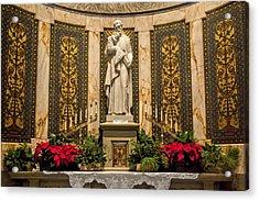 Saint Vincent Depaul Chapel Acrylic Print