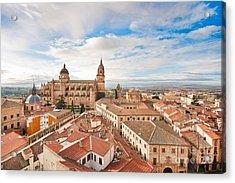 Salamanca Acrylic Print