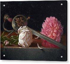 Salamanca Acrylic Print by Timothy Jones