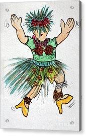 Sales Fairy Dancer 2 Acrylic Print