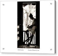 Acrylic Print featuring the photograph Salina Rosales by Tina Manley