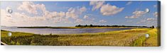 Salt Marsh Morning - Southport Acrylic Print
