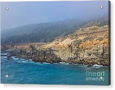 Salt Point State Park Coastline Acrylic Print
