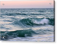 Saltwater Soul Acrylic Print by Laura Fasulo