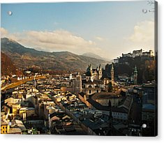 Salzburg Acrylic Print