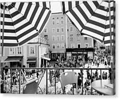 Salzburg Shade Acrylic Print