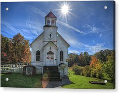 Sam Black Church Acrylic Print