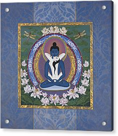 Samantabadhra In The Beginning Acrylic Print