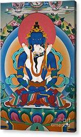 Samatabhadra Buddha In Yabyum Acrylic Print