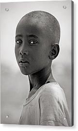 Acrylic Print featuring the photograph Samburu #1 by Antonio Jorge Nunes