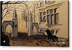 Sample Gates Acrylic Print