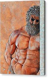 Samson Acrylic Print