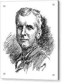 Samuel Chapman Armstrong (1839-1893) Acrylic Print