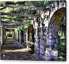 San Antonio C Acrylic Print