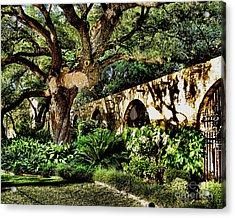San Antonio D Acrylic Print