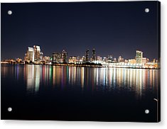 Acrylic Print featuring the photograph San Diego Ca by Gandz Photography
