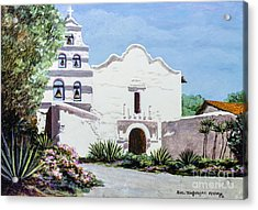San Diego Mission De Alcala Acrylic Print
