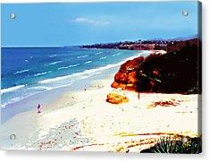 San Diego Morning Acrylic Print