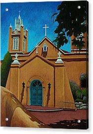 San Felipe De Neri Acrylic Print