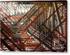 San Francisco Bay Bridge 1.6994 Acrylic Print