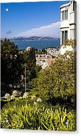 San Francisco Bay Acrylic Print