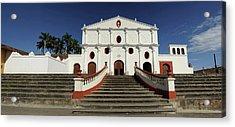 San Francisco Church On The Colonial Acrylic Print
