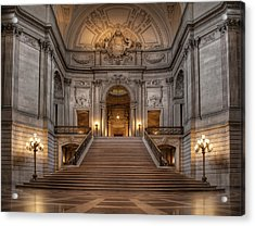 San Francisco City Hall Acrylic Print