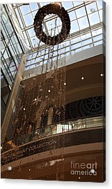 San Francisco Nordstrom Department Store - 5d20629 Acrylic Print by Wingsdomain Art and Photography