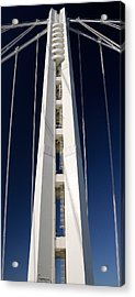 San Francisco-oakland Bay Bridge, San Acrylic Print