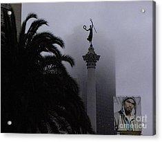 San Francisco Acrylic Print by Ron Sanford