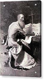 San Girolamo Acrylic Print